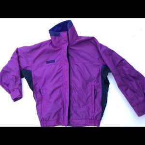 Columbia Sportswear Purple Jacket